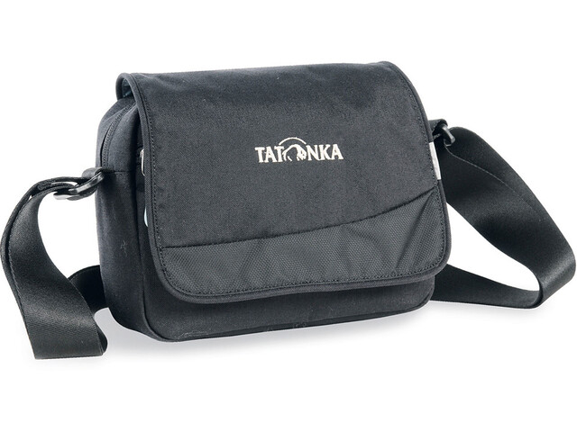 Tatonka Cavalier Bolsa de hombro, negro